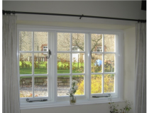 Secondary Glazing Traditional Horizontal Slider