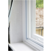 Secondary Glazing Traditional Horizontal Slider Close up