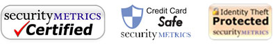 Security Metrics Certified and Protected